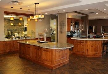 힐튼 가든 인 래피드 시티(Hilton Garden Inn Rapid City) Hotel Image 12 - Restaurant
