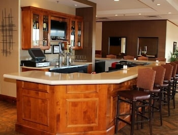 힐튼 가든 인 래피드 시티(Hilton Garden Inn Rapid City) Hotel Image 13 - Hotel Lounge