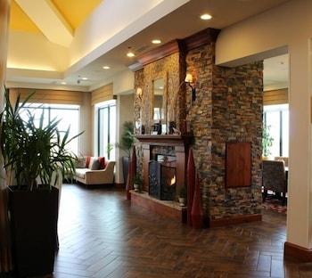 힐튼 가든 인 래피드 시티(Hilton Garden Inn Rapid City) Hotel Image 8 - Interior Entrance