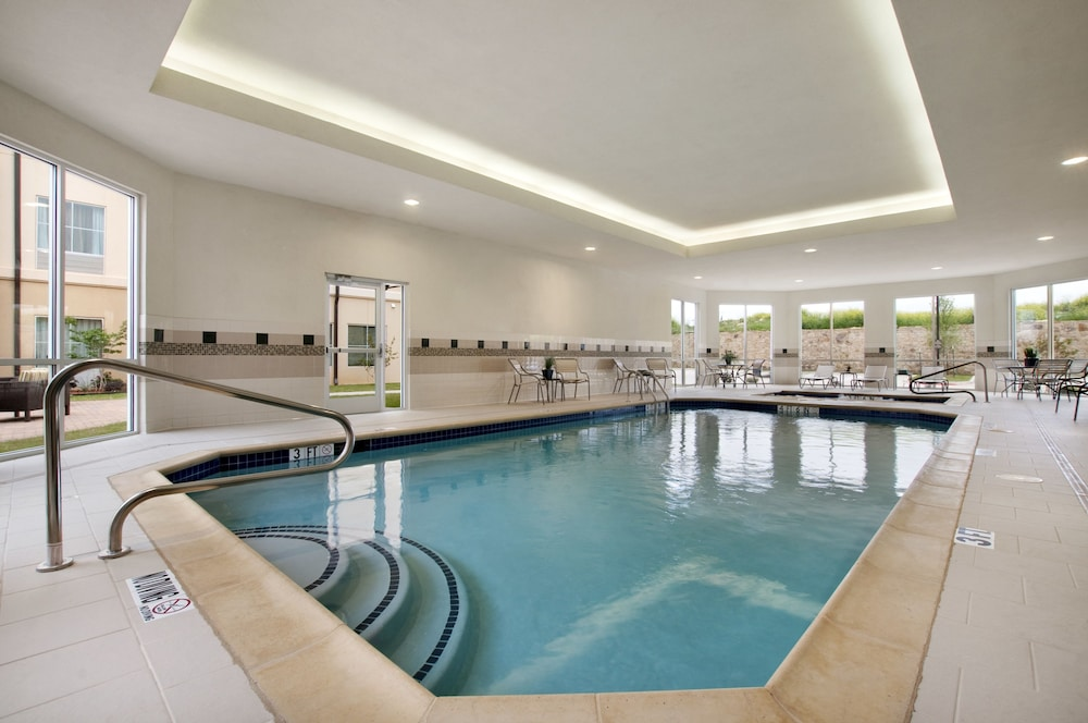 홈우드 스위트 바이 힐튼 포트 워스 웨스트 앳 시티뷰(Homewood Suites by Hilton Fort Worth West at Cityview) Hotel Image 9 - Indoor Pool