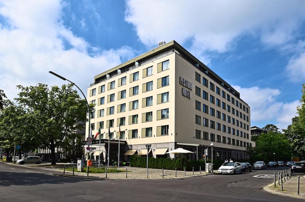 페스타나 베를린 티에르가르텐(Pestana Berlin Tiergarten) Hotel Image 53 - Hotel Front