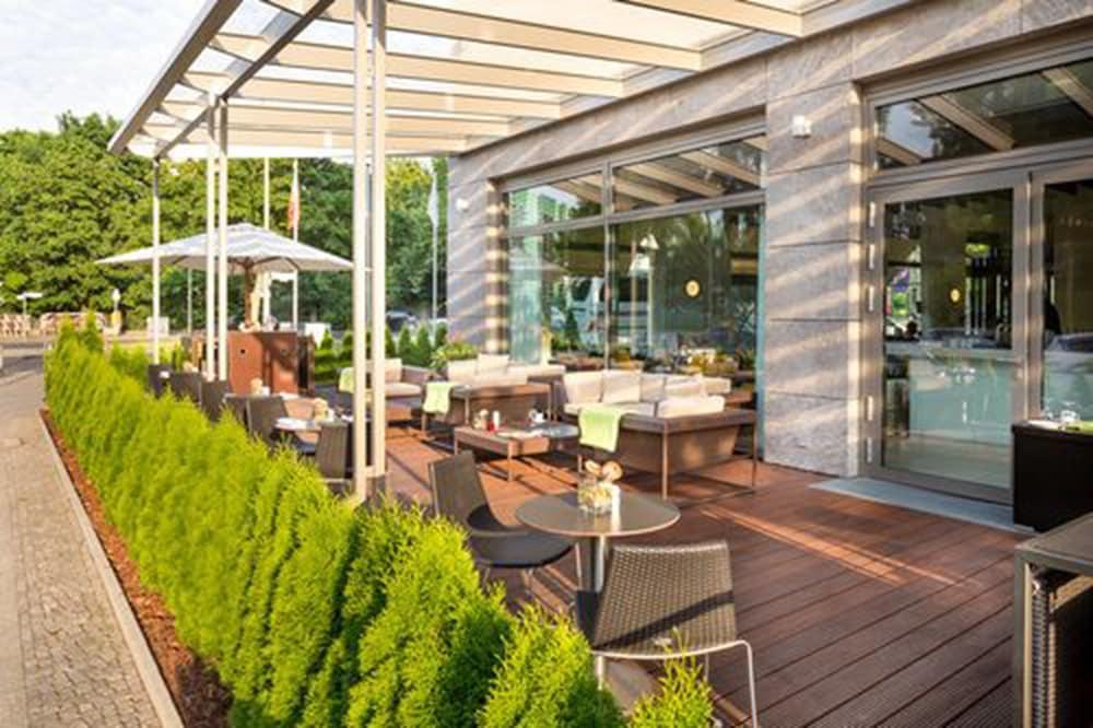 페스타나 베를린 티에르가르텐(Pestana Berlin Tiergarten) Hotel Image 59 - Terrace/Patio