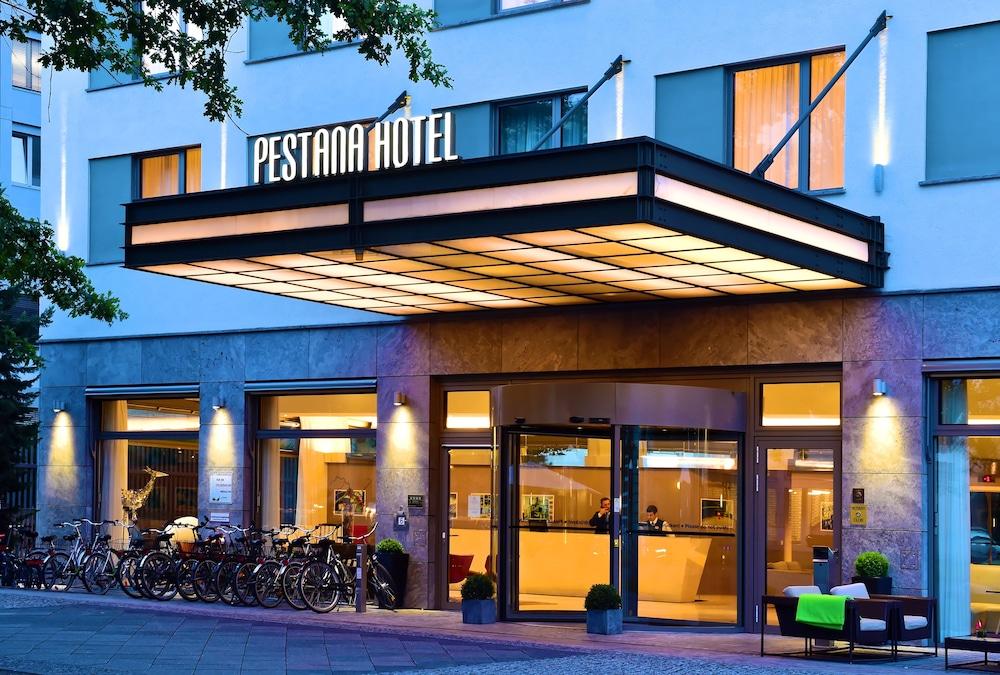 페스타나 베를린 티에르가르텐(Pestana Berlin Tiergarten) Hotel Image 54 - Hotel Entrance