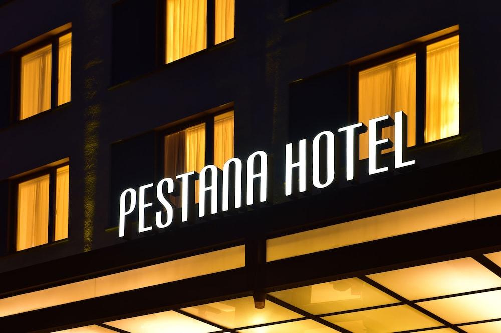페스타나 베를린 티에르가르텐(Pestana Berlin Tiergarten) Hotel Image 56 - Hotel Front - Evening/Night