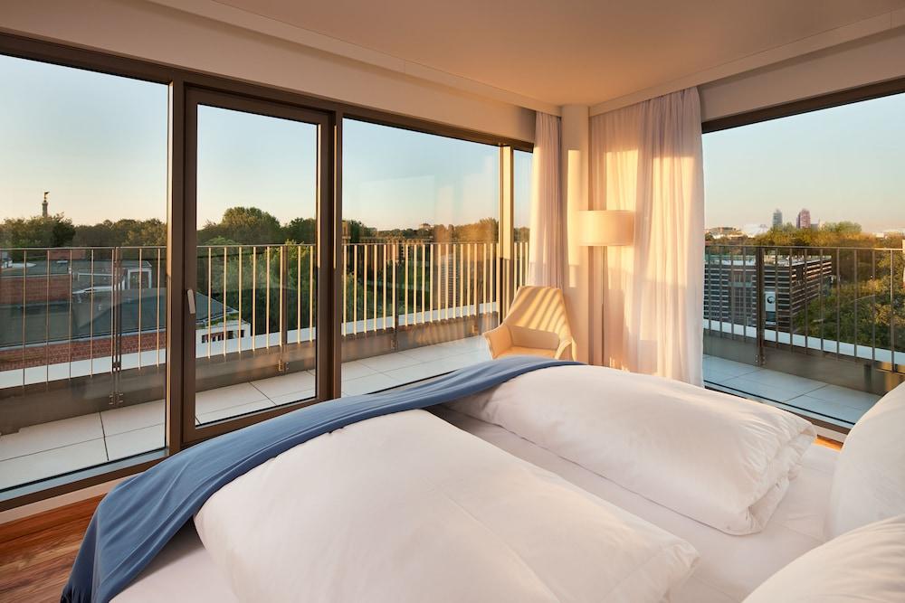 페스타나 베를린 티에르가르텐(Pestana Berlin Tiergarten) Hotel Image 19 - Guestroom View