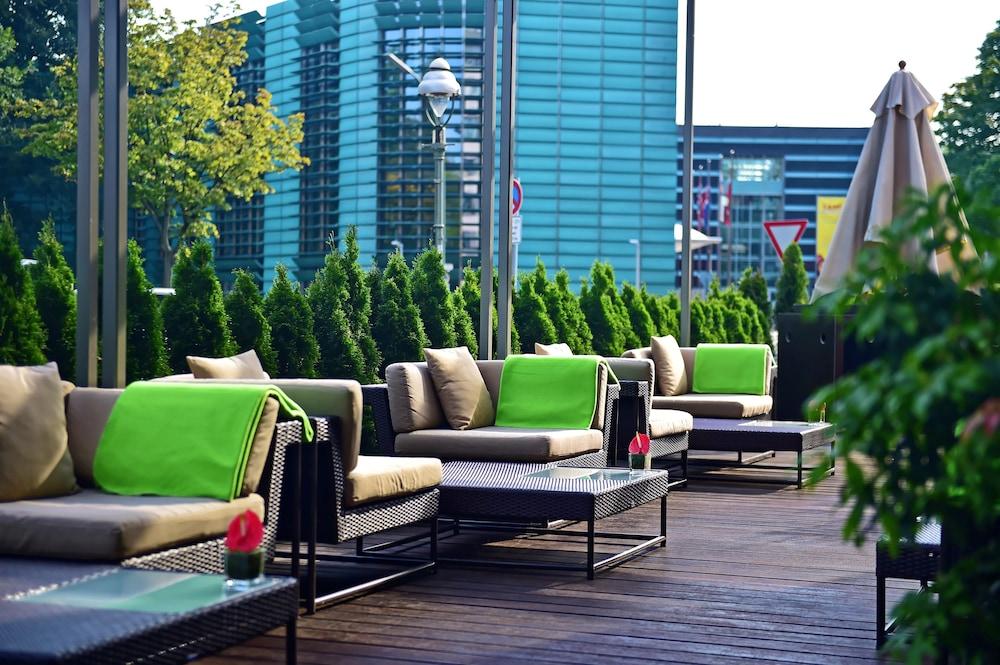 페스타나 베를린 티에르가르텐(Pestana Berlin Tiergarten) Hotel Image 58 - Terrace/Patio