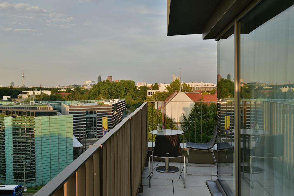 페스타나 베를린 티에르가르텐(Pestana Berlin Tiergarten) Hotel Image 3 - View from Hotel