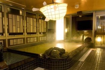 天然温泉関門の湯 ドーミーインPREMIUM下関