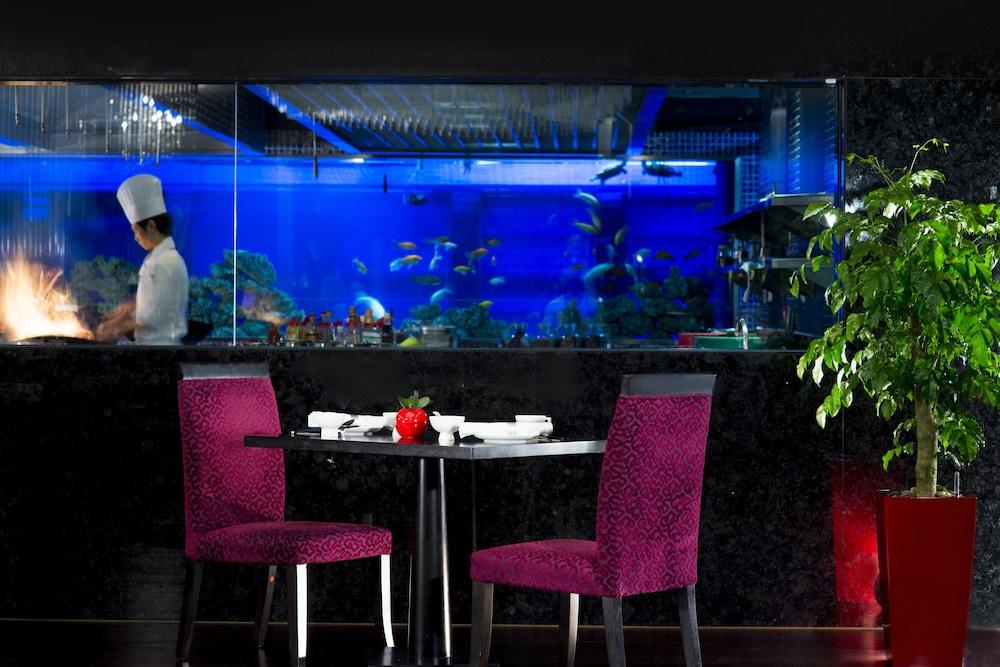 상하이 메리어트 호텔 리버사이드(Shanghai Marriott Hotel Riverside) Hotel Image 31 - Restaurant
