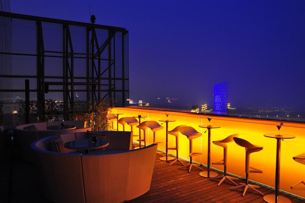 상하이 메리어트 호텔 리버사이드(Shanghai Marriott Hotel Riverside) Hotel Image 52 - Terrace/Patio