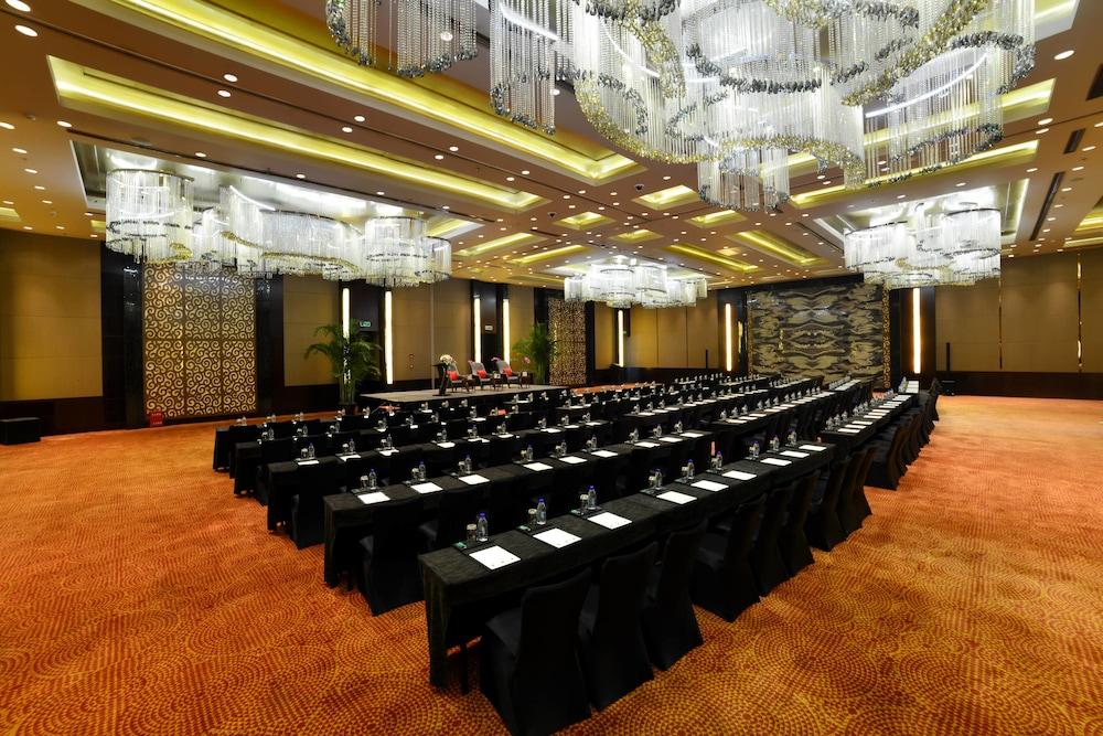 상하이 메리어트 호텔 리버사이드(Shanghai Marriott Hotel Riverside) Hotel Image 48 - Meeting Facility