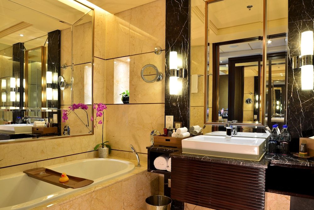 상하이 메리어트 호텔 리버사이드(Shanghai Marriott Hotel Riverside) Hotel Image 17 - Bathroom
