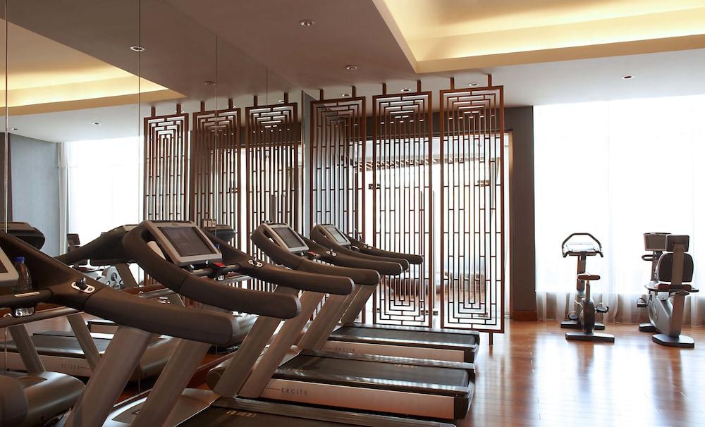 상하이 메리어트 호텔 리버사이드(Shanghai Marriott Hotel Riverside) Hotel Image 20 - Fitness Facility