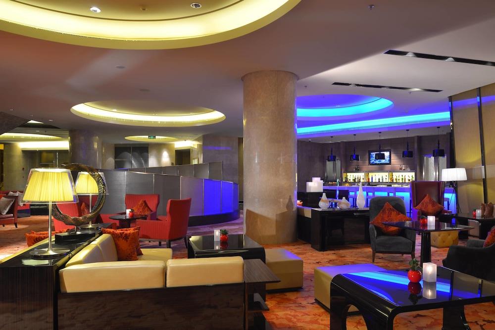 상하이 메리어트 호텔 리버사이드(Shanghai Marriott Hotel Riverside) Hotel Image 43 - Hotel Bar