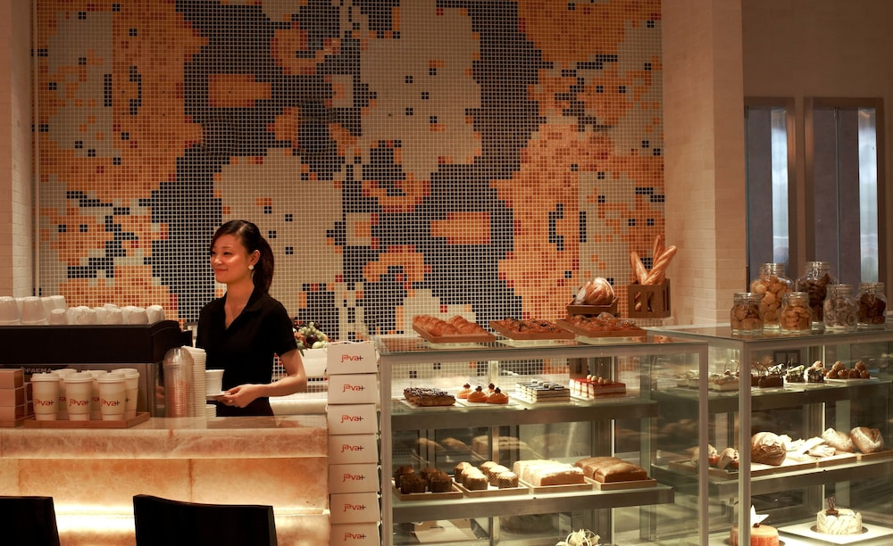 상하이 메리어트 호텔 리버사이드(Shanghai Marriott Hotel Riverside) Hotel Image 38 - Coffee Shop