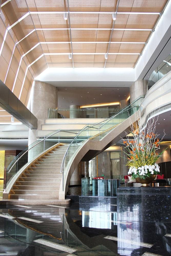상하이 메리어트 호텔 리버사이드(Shanghai Marriott Hotel Riverside) Hotel Image 1 - Building design