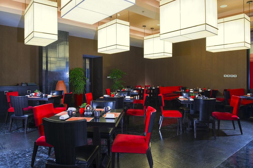 상하이 메리어트 호텔 리버사이드(Shanghai Marriott Hotel Riverside) Hotel Image 32 - Restaurant
