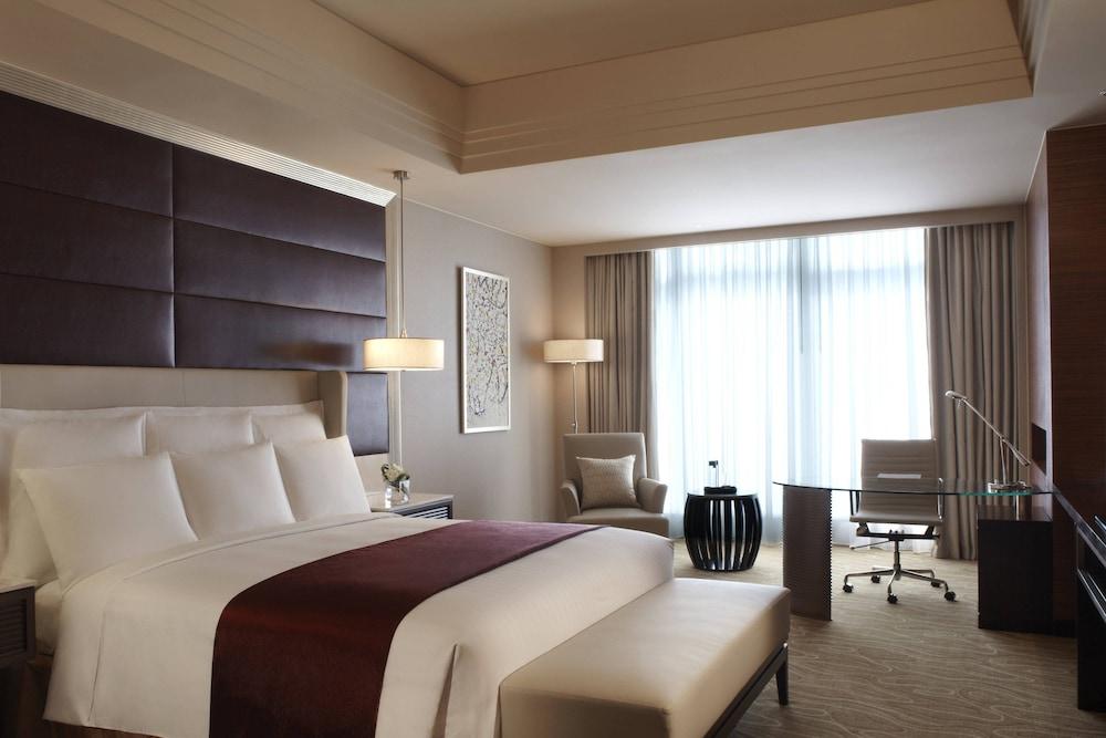 상하이 메리어트 호텔 리버사이드(Shanghai Marriott Hotel Riverside) Hotel Image 13 - Guestroom