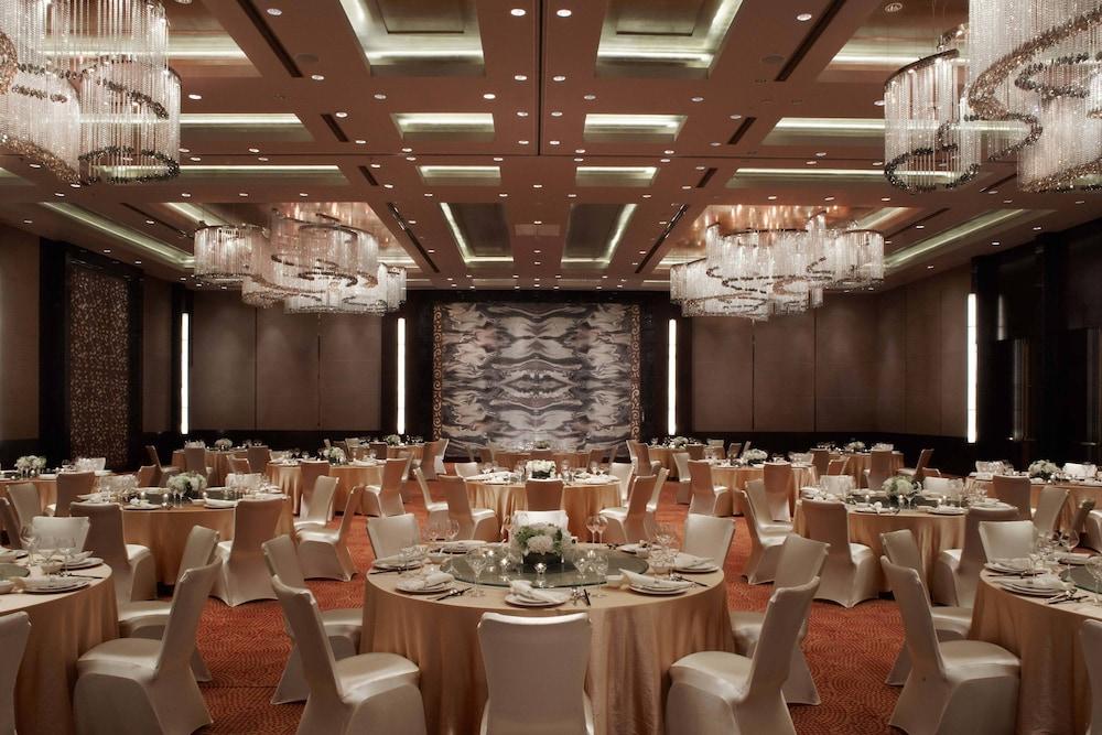 상하이 메리어트 호텔 리버사이드(Shanghai Marriott Hotel Riverside) Hotel Image 51 - Meeting Facility