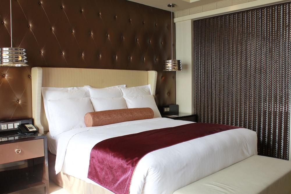 상하이 메리어트 호텔 리버사이드(Shanghai Marriott Hotel Riverside) Hotel Image 10 - Guestroom