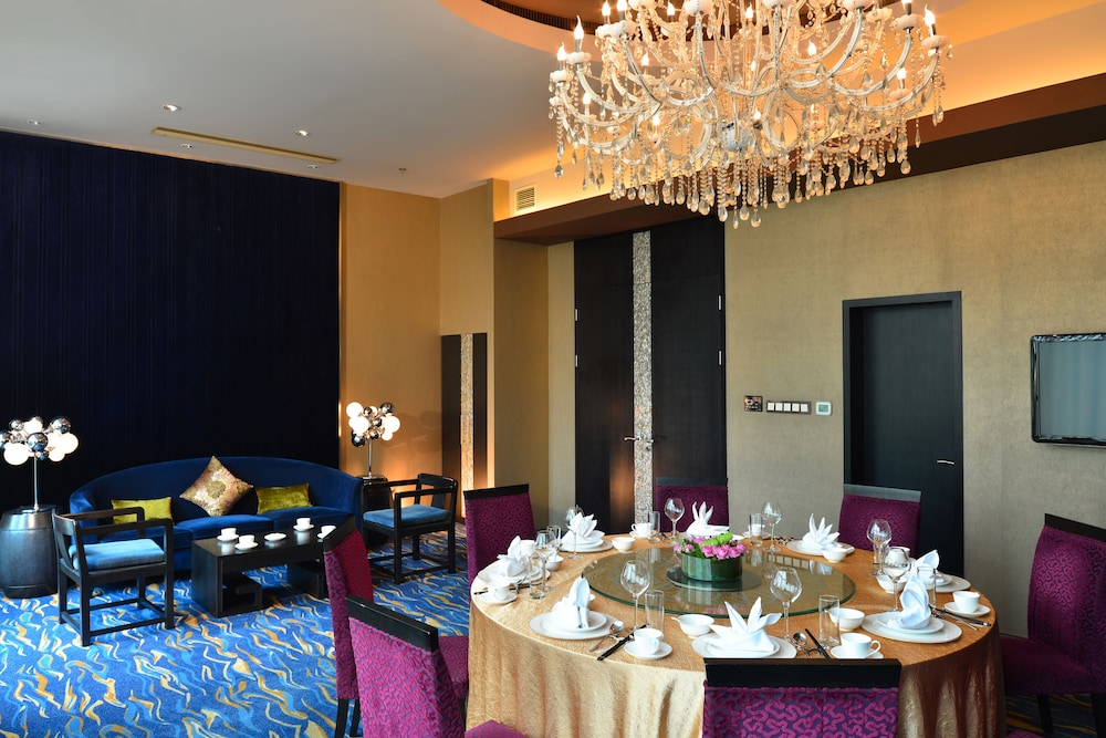 상하이 메리어트 호텔 리버사이드(Shanghai Marriott Hotel Riverside) Hotel Image 26 - Dining
