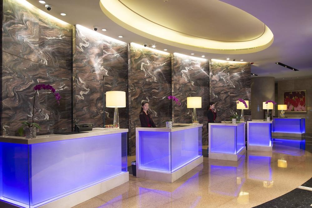 상하이 메리어트 호텔 리버사이드(Shanghai Marriott Hotel Riverside) Hotel Image 47 - Hotel Interior