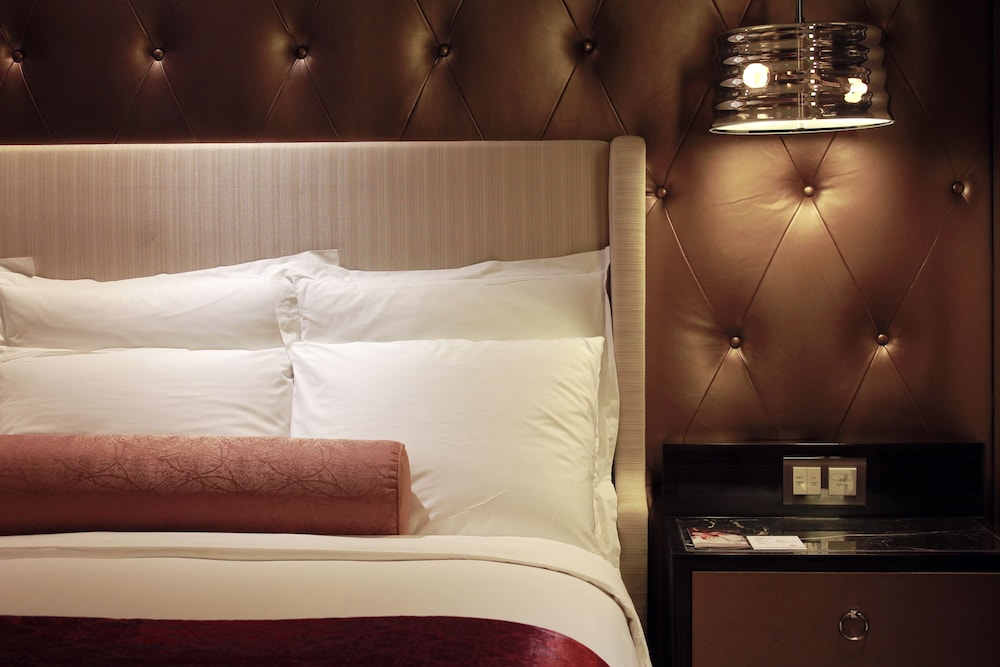 상하이 메리어트 호텔 리버사이드(Shanghai Marriott Hotel Riverside) Hotel Image 9 - Guestroom