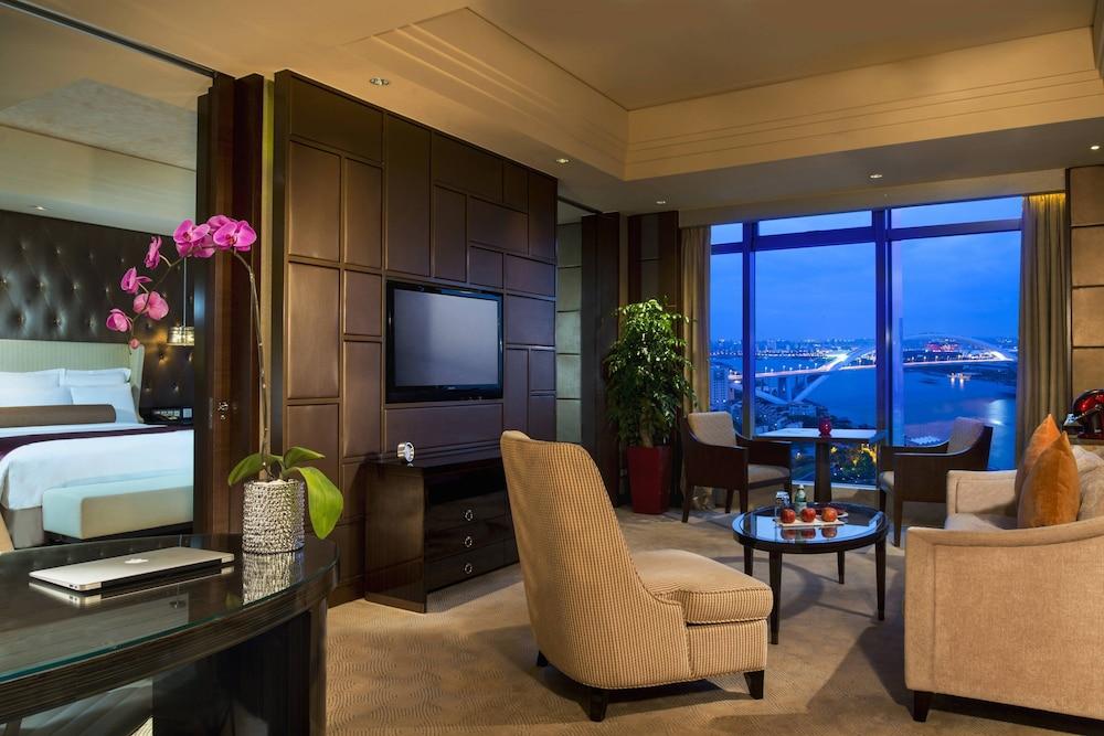 상하이 메리어트 호텔 리버사이드(Shanghai Marriott Hotel Riverside) Hotel Image 14 - Guestroom
