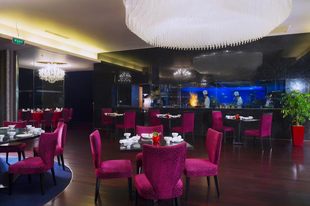 상하이 메리어트 호텔 리버사이드(Shanghai Marriott Hotel Riverside) Hotel Image 35 - Restaurant