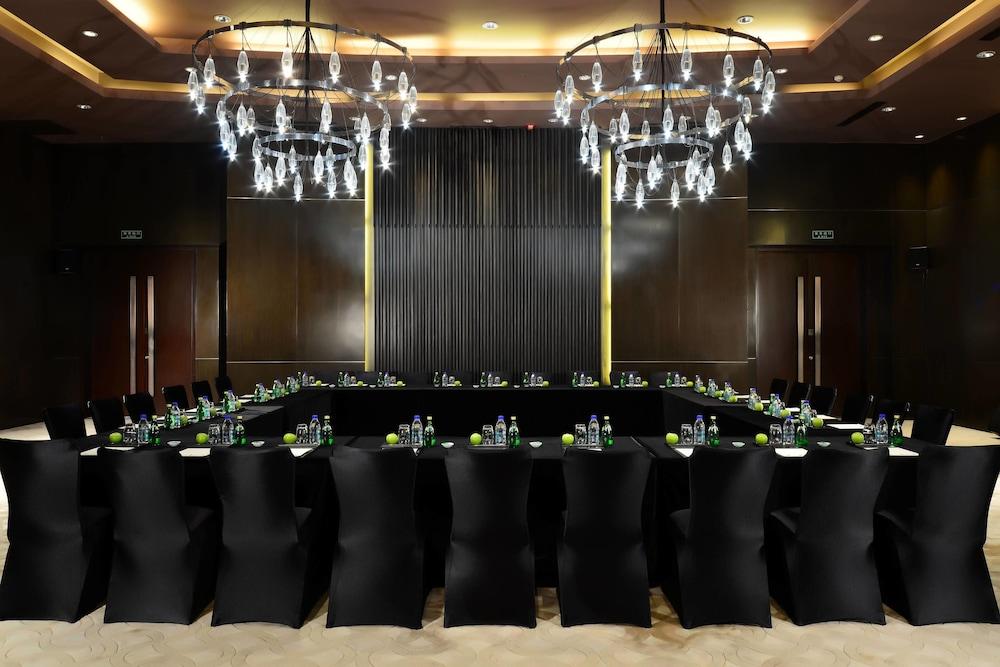 상하이 메리어트 호텔 리버사이드(Shanghai Marriott Hotel Riverside) Hotel Image 49 - Meeting Facility