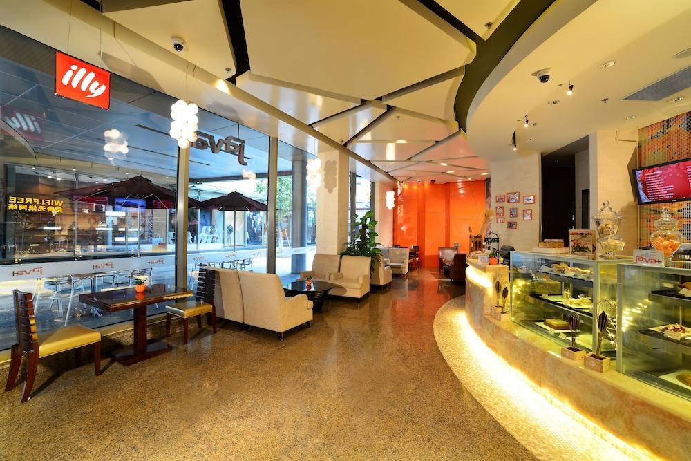 상하이 메리어트 호텔 리버사이드(Shanghai Marriott Hotel Riverside) Hotel Image 37 - Coffee Shop