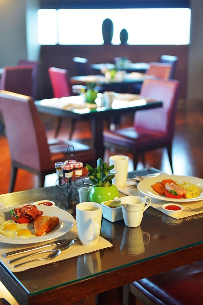 상하이 메리어트 호텔 리버사이드(Shanghai Marriott Hotel Riverside) Hotel Image 30 - Restaurant