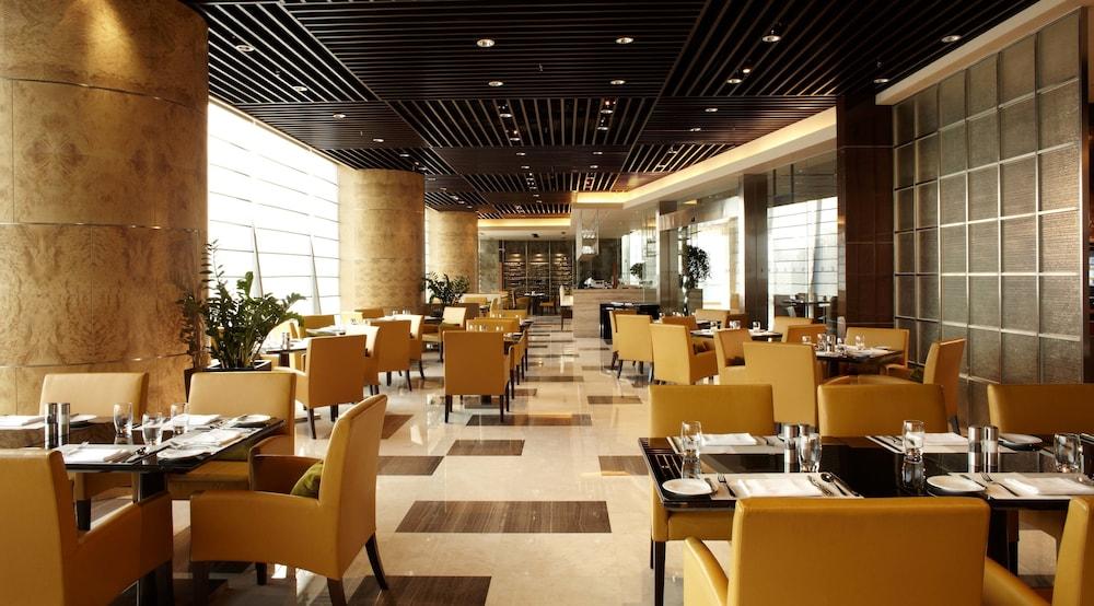 상하이 메리어트 호텔 리버사이드(Shanghai Marriott Hotel Riverside) Hotel Image 36 - Restaurant