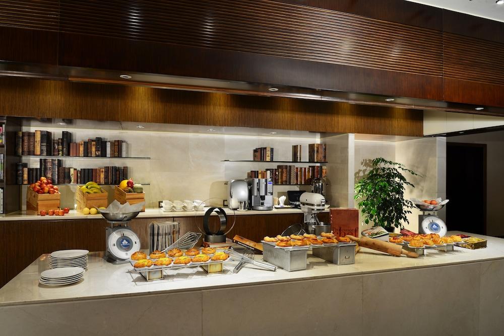 상하이 메리어트 호텔 리버사이드(Shanghai Marriott Hotel Riverside) Hotel Image 33 - Restaurant