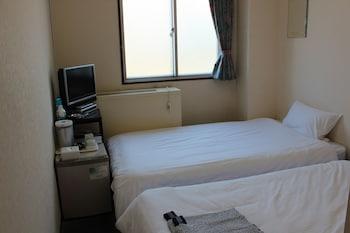 ツインルーム|13㎡|平和台 ホテル 荒戸