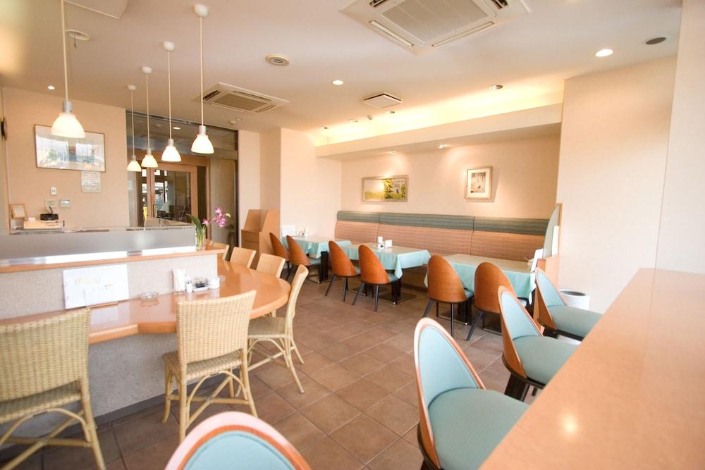 키시베 스테이션 호텔(Kishibe Station Hotel) Hotel Image 17 - Cafe