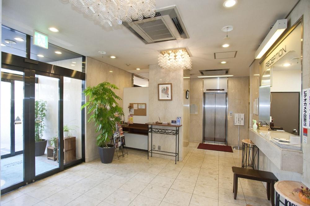 키시베 스테이션 호텔(Kishibe Station Hotel) Hotel Image 11 - Living Area