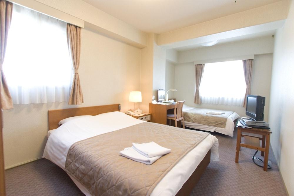 키시베 스테이션 호텔(Kishibe Station Hotel) Hotel Image 9 - Guestroom