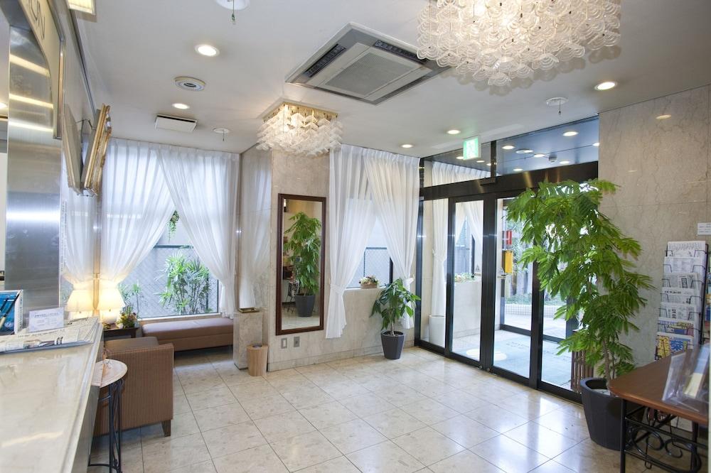 키시베 스테이션 호텔(Kishibe Station Hotel) Hotel Image 1 - Lobby