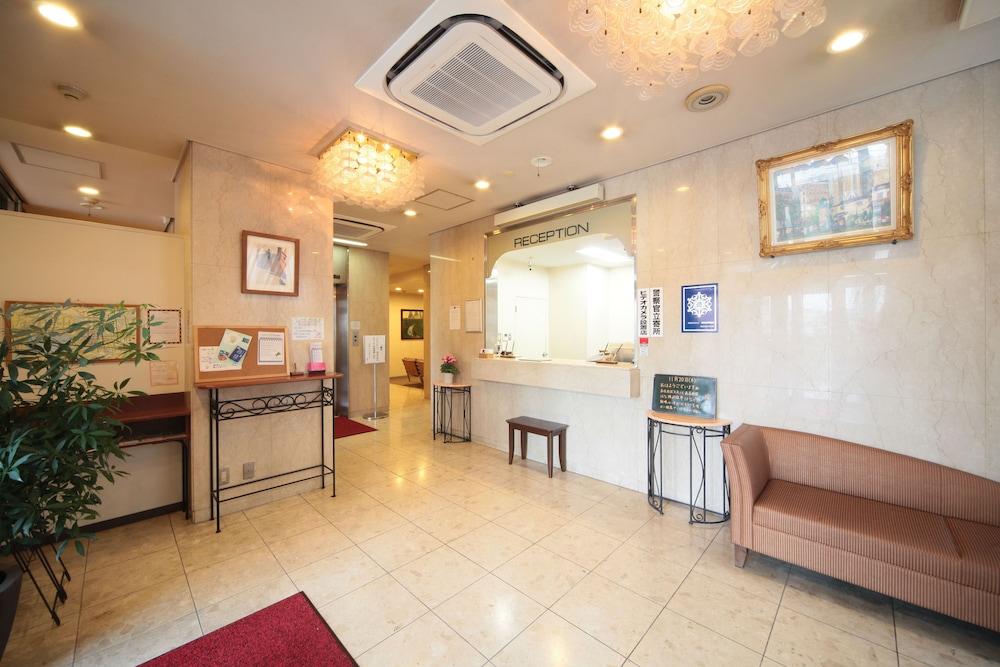 키시베 스테이션 호텔(Kishibe Station Hotel) Hotel Image 2 - Lobby