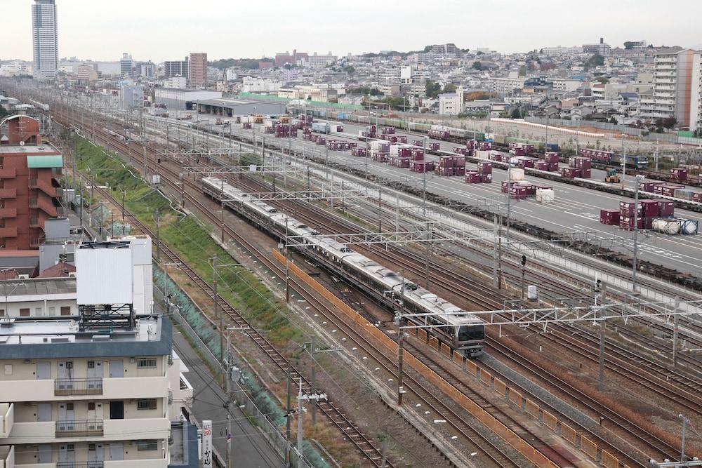 키시베 스테이션 호텔(Kishibe Station Hotel) Hotel Image 24 - View from Hotel