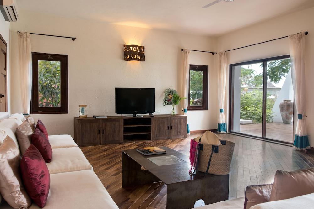 에스케 잘루 잔지바르(Essque Zalu Zanzibar) Hotel Image 26 - Living Area