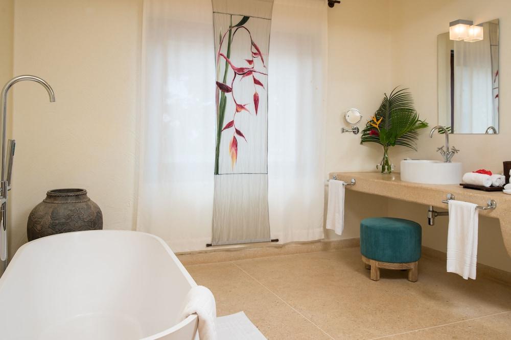 에스케 잘루 잔지바르(Essque Zalu Zanzibar) Hotel Image 47 - Bathroom
