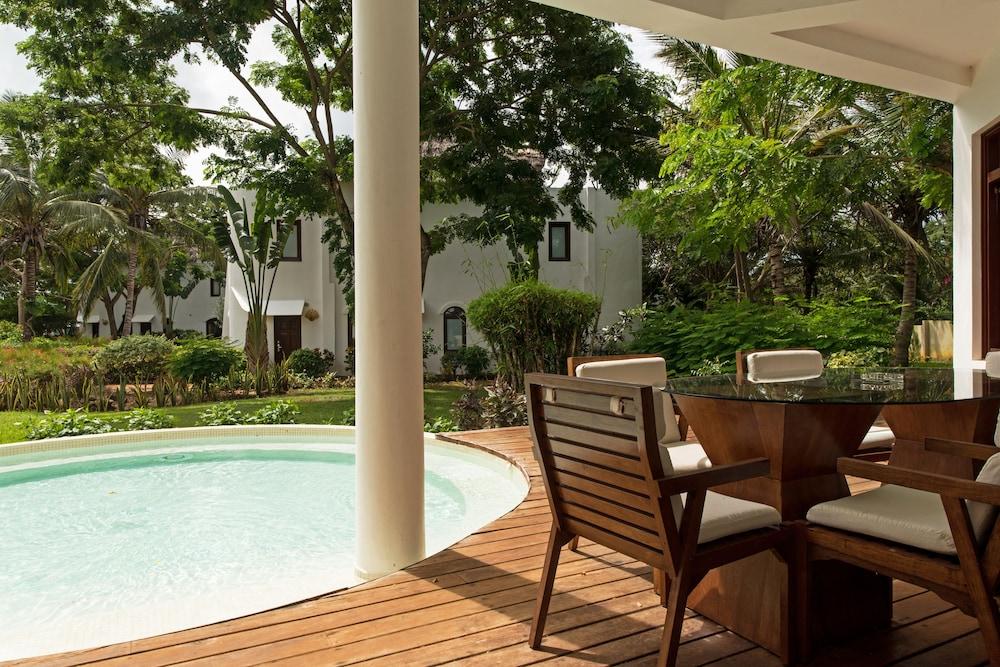 에스케 잘루 잔지바르(Essque Zalu Zanzibar) Hotel Image 32 - Terrace/Patio