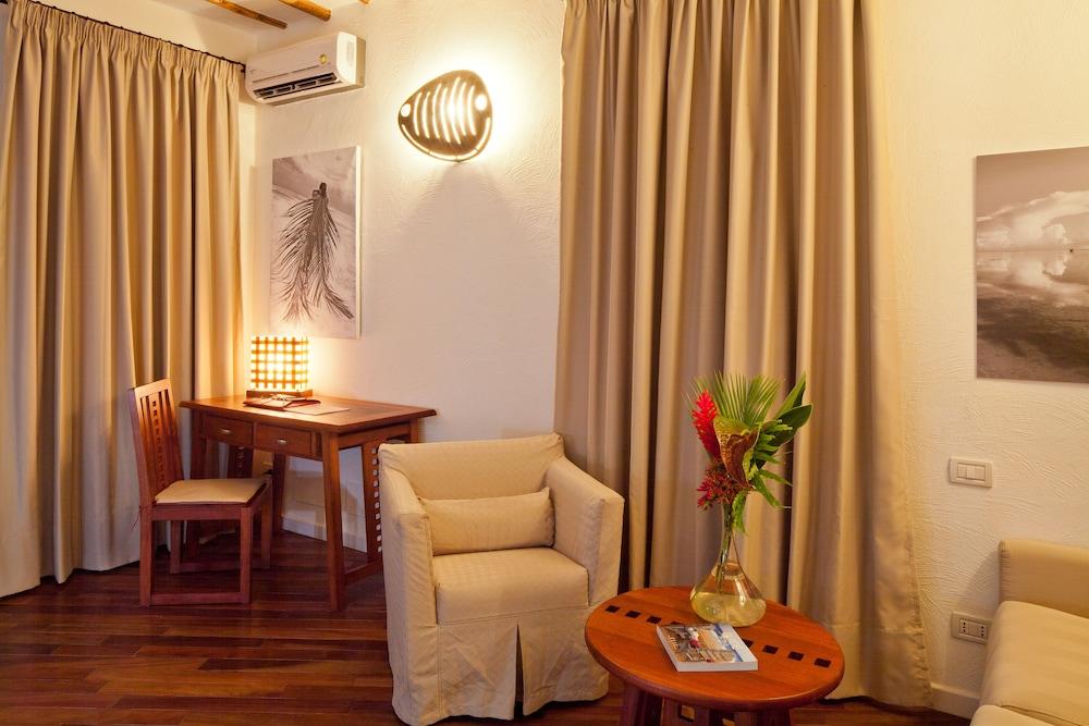 에스케 잘루 잔지바르(Essque Zalu Zanzibar) Hotel Image 24 - Living Area