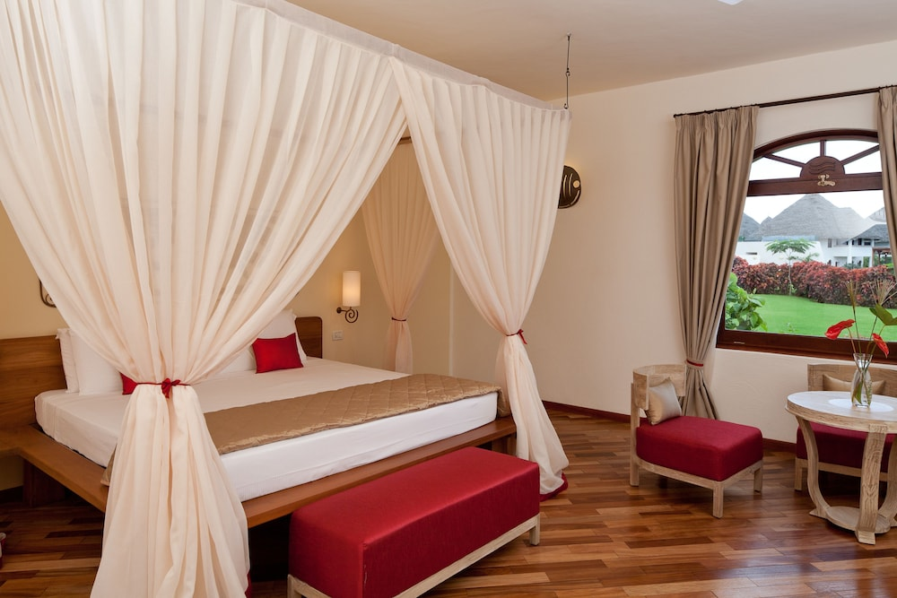 에스케 잘루 잔지바르(Essque Zalu Zanzibar) Hotel Image 5 - Guestroom