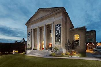希爾頓席拉庫札掛毯收藏史凱勒飯店 Hotel Skyler Syracuse Tapestry Collection by Hilton