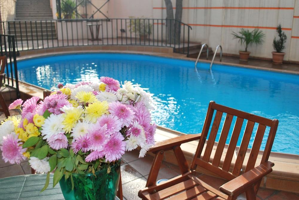 벳시스 호텔(Betsy's Hotel) Hotel Image 44 - Indoor/Outdoor Pool