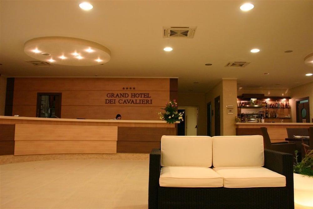 그랜드 호텔 데이 카발리에리(Grand Hotel dei Cavalieri) Hotel Image 2 - Reception