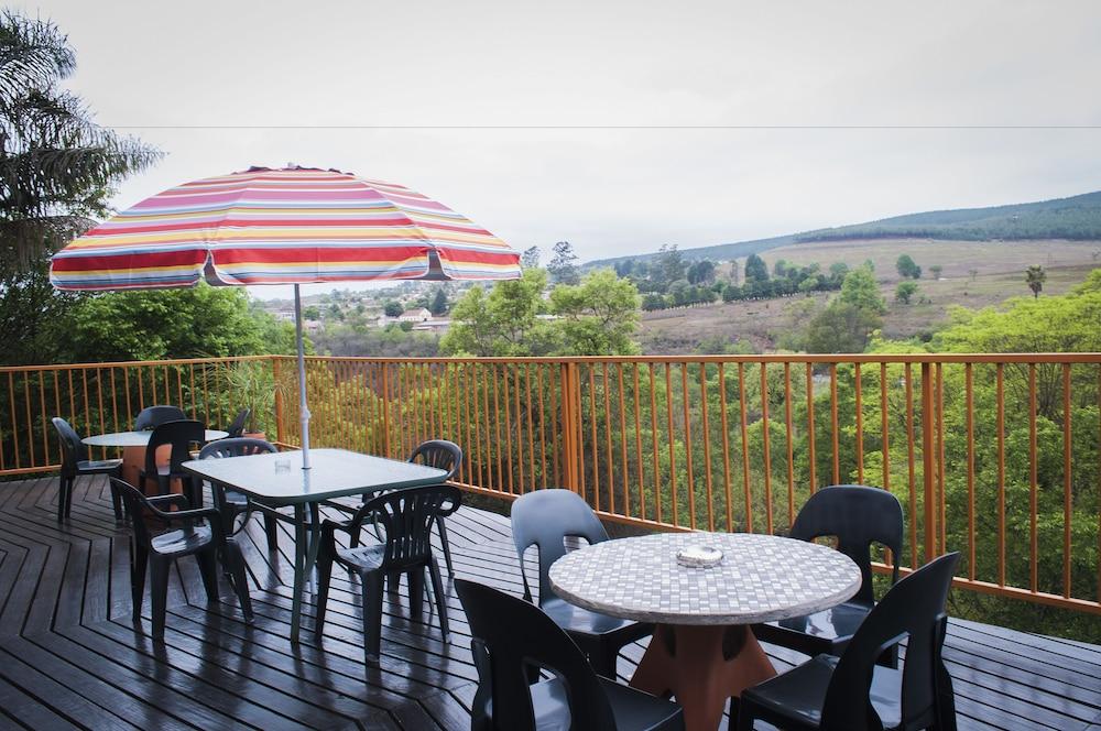 포레스트 뷰 게스트 하우스 & 셀프 캐터링(Forest View Guest House & Self Catering) Hotel Image 20 - Balcony